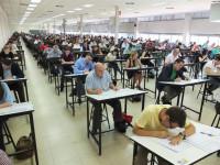 Casi mil aspirantes se presentan a las pruebas de acceso para trabajar como gestores administrativos