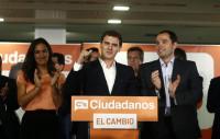 Rivera dice que Ciudadanos ha puesto la base para ganar las generales