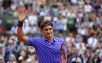 Federer se mete en la tercera ronda tras batir a Granollers