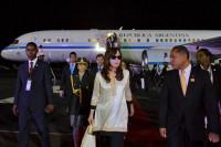 Fernández de Kirchner se habría reunido en secreto con Snowden durante su viaje a Rusia