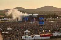 33 personas hospitalizadas en el Germany's Rock Am Ring Festival