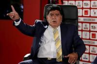 Maradona presidirá el Dynamo Brest bielorruso durante tres años