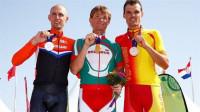 España sube a 13 medallas con la plata en tiro con arco y el bronce en ciclismo
