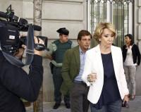 El juicio de faltas contra Aguirre por su incidente de tráfico en Gran Vía comenzará el 6 de octubre