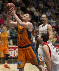 Lishchuk y Harangody abandonan el Valencia Basket