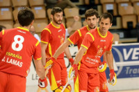 España cierra la fase de grupos con goleada a Países Bajos