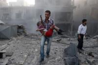 Unas 3.000 personas han muerto por los bombardeos de la coalición internacional en Siria