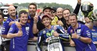 Rossi se hace con la 'pole' en MotoGP en el circuito de Assen