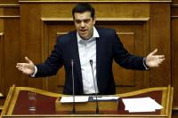 Tsipras descarta una salida del euro porque