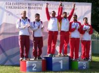España cierra con 12 medallas el Europeo de Maratón de Bohinj