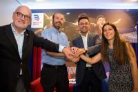Bartomeu acuerda con 'Plataforma per la Llengua' mejorar la situación del catalán en el club