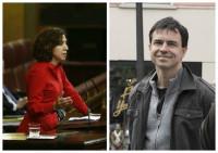 UPyD elige este sábado entre Herzog e Irene Lozano para suceder a Rosa Díez