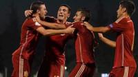 España se gusta ante Rusia y conquista el Europeo Sub 19