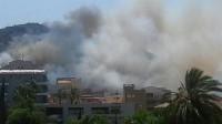 Controlado el incendio declarado en Pedreguer (Alicante)