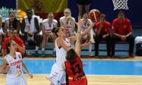 España no perdona otra pelea por las medallas en el Mundial Sub 19 femenino