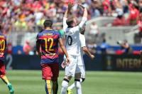 EL Barcelona topa con un United superior