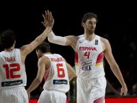 La selección inicia su concentración para el Eurobasket 2015 sin Pau Gasol