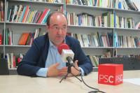 Iceta aboga por que el PSC entre en el gobierno de Barcelona con Colau