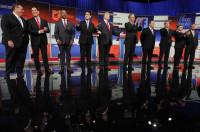 La inmigración centra el debate de los aspirantes republicanos