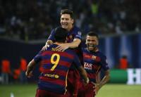 El FC Barcelona, campeón de la Supercopa de Europa
