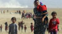 El conflicto armado en Irak deja ya más de 3,1 millones de desplazados internos