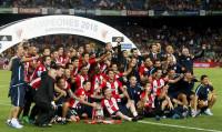 El Athletic amarra al Barça y sacará la gabarra