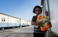 Grecia abre un nuevo albergue ante la masiva llegada de inmigrantes