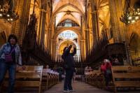 España recibió la cifra récord de 38 millones de turistas internacionales hasta julio.