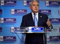 La comisión parlamentaria recomienda retirar la inmunidad a Pérez Molina