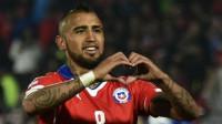 Arturo Vidal no jugará el amistoso ante Paraguay por