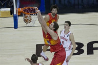 España se pone seria ante Turquía en el inicio del Eurobasket