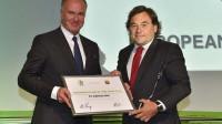 El FC Barcelona, distinguido como club del año por la ECA