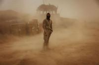 Una tormenta de arena deja 12 muertos en Líbano y Siria