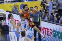 España supera a Islandia y endereza el camino a cuartos del Eurobasket