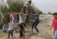 Hungría prevé terminar la valla a principios de octubre