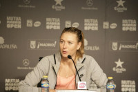 Sharapova, tercera jugadora clasificada para el Masters en Singapur
