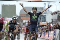 Valverde se asegura el número uno del ranking UCI en 2015