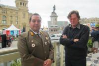 Detenido el 'representante' de Corea del Norte en España, Alejandro Cao de Benós