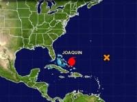 El huracán 'Joaquín' se intensifica a categoría 3 en su ruta a las Bahamas