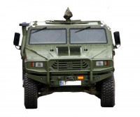 El Congreso valida hoy un crédito extraordinario para comprar 92 vehículos militares
