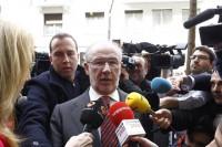 Rato declara ante la Guardia Civil acusado de un presunto delito entre particulares