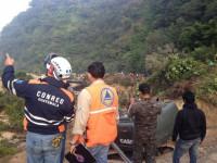 El alud en Guatemala deja al menos nueve muertos y 600 heridos