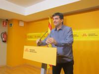 ERC insiste que se presentaron al 27S con el compromiso de que Mas sería presidente