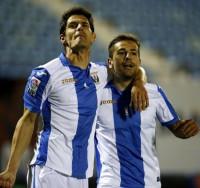 Almería, Leganés y Mirandés superan la tercera ronda