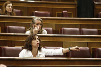 La diputada de UPyD Irene Lozano irá en las listas del PSOE en las próximas elecciones