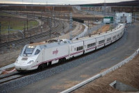 El AVE a Zamora empezará a circular en pruebas esta semana