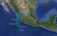 50.000 personas inician la evacuación ante la llegada del huracán 'Patricia' a la costa de México