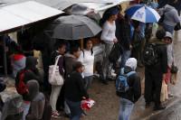 'Patricia' se debilita hasta la categoría dos tras tocar tierra en México