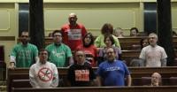El intruso, el Candy Crush y las camisetas reivindicativas, algunas anécdotas de la legislatura