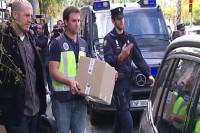 Hallan casi 100.000 euros en metálico en la casa de uno de los hijos de Pujol